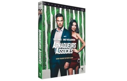 DVD Arnaqueurs Associés