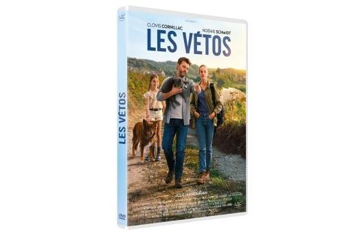 DVD Les Vétos