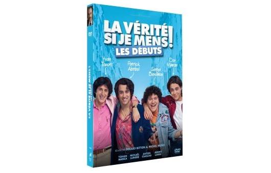 DVD La vérité si je mens – Les débuts
