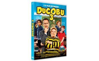 DVD Ducobu 3