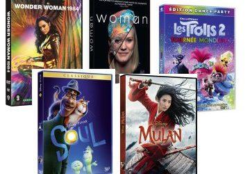 DVD et Bluray