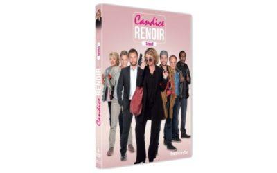 DVD Candice Renoir Saison 8