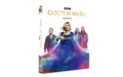 DVD Doctor WHO Saison 12