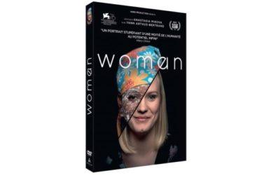 DVD Woman