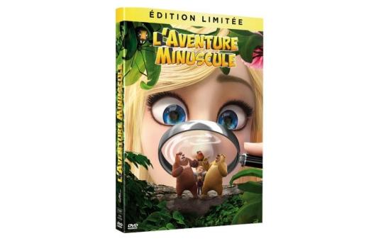 DVD L'aventure minucule