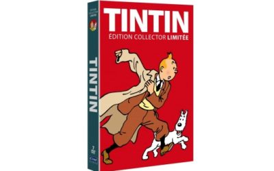 DVD Tintin L'Intégrale