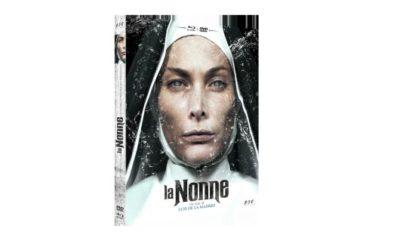 DVD-BR COMBO La Nonne