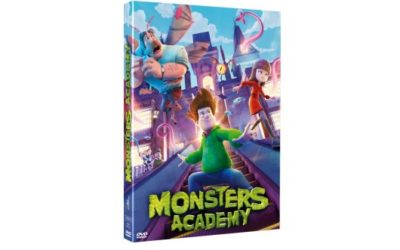 DVD Monsters Academy