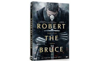 DVD / BR Robert The Bruce