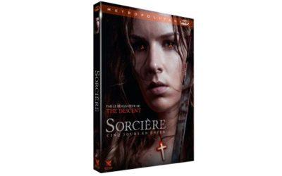DVD Sorcières – Cinq jours en Enfer !