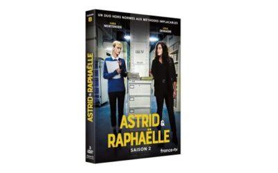 DVD Astrid & Raphaëlle – Saison 2