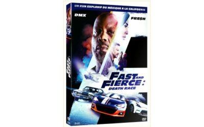 DVD / BR Fast & Fierce – Death Race