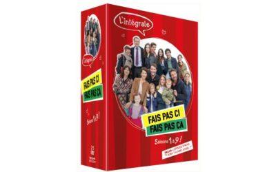DVD Fais pas ci, fais pas ça – Intégrale S. 1 à 9
