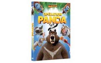 DVD Opération Panda