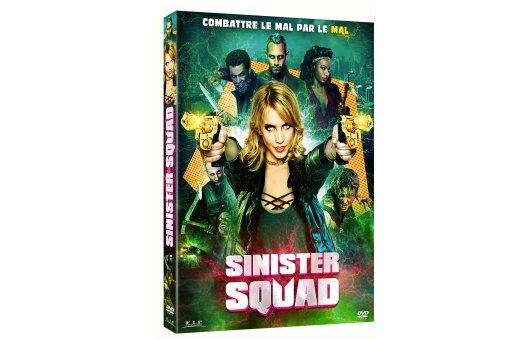 DVD / BR Sinister Squad